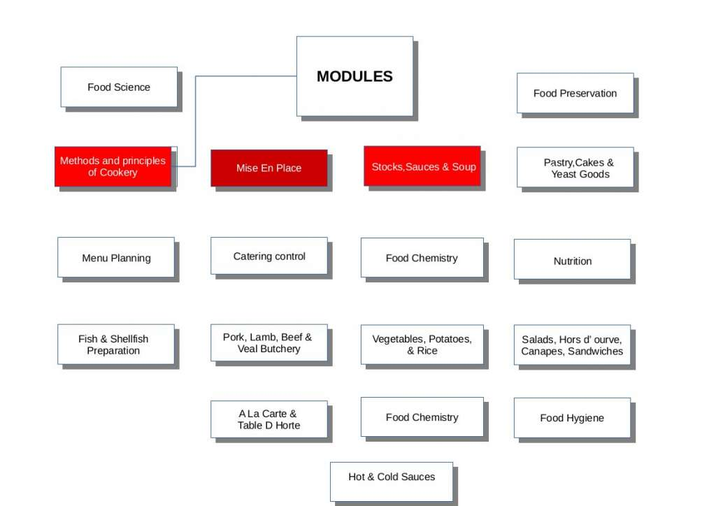 modules for com cook